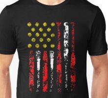 Show Your Softball Pride Unisex T-Shirt