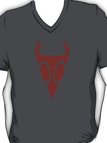 Irken Military Symbol (Red) T-Shirt