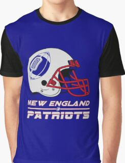 American Football - New England Patriots Graphic T-Shirt