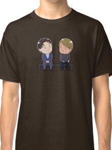 Tiny Hannigram Together Again Classic T-Shirt