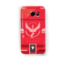 Team Valor Pokemon Case Samsung Galaxy Case/Skin