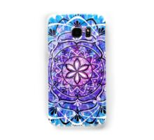 Watercolor Mandala Samsung Galaxy Case/Skin