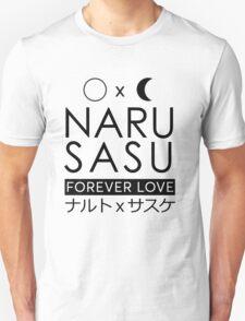 NaruSasu forever love 2 Unisex T-Shirt