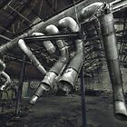 Pipes by Svetlana Sewell