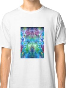 In depth and beneath the mirrored self Classic T-Shirt