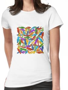No Dearth Of... Womens Fitted T-Shirt