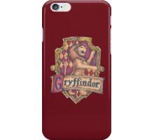 Gryffindor Crest iPhone Case/Skin