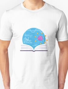 Physics Emblem Unisex T-Shirt