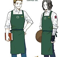 Starbucky Coffee and Co. by Captain-chris