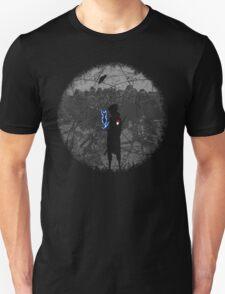 Sasuke Shadow (gray version) Unisex T-Shirt