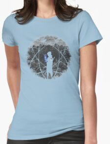 Sasuke Shadow (gray version) Womens Fitted T-Shirt