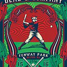 DEAD AND COMPANY SUMMER TOUR 2016 FENWAY PARK BOSTON ,MA by maulanaolan
