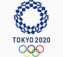 Tokyo 2020 Olympics official best logo Unisex T-Shirt