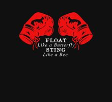 Muhammad Ali - Float Like a Butterfly Sting Like a Bee Unisex T-Shirt
