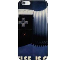 Power Glove iPhone Case/Skin