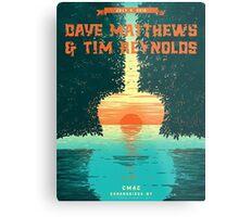 DAVE MATTHEWS BAND SUMMER TOUR CANANDAIGUA,NEW YORK Metal Print