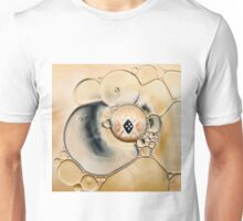 oil and water abstract Unisex T-Shirt