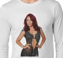 Sharna Burgess - DWTS Long Sleeve T-Shirt