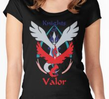 Knights of Valor Women's Fitted Scoop T-Shirt