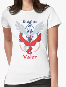 Knights of Valor Womens Fitted T-Shirt