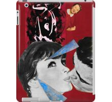 Blue Sky in Transition iPad Case/Skin