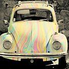 groovy beetle by Ingrid Beddoes