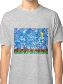 Stained Starry Night Classic T-Shirt
