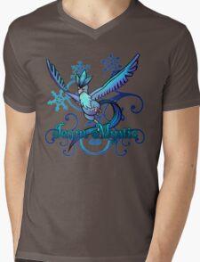 Team ice Bird   Mens V-Neck T-Shirt