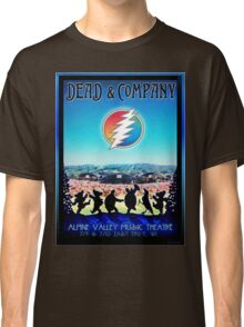 DEAD AND COMPANY SUMMER TOUR 2016 ALPINE VALLEY MUSIC THEATRE,EAST TROY,WI Classic T-Shirt