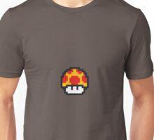 8-Bit Mushroom Unisex T-Shirt