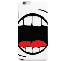 Monster Mouth iPhone Case/Skin