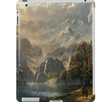 Beuatiful landscape iPad Case/Skin