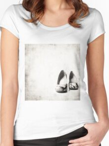 interval Women's Fitted Scoop T-Shirt