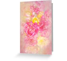 Soft Pastels Greeting Card