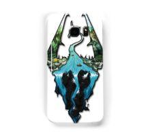 Custom Skyrim Logo Samsung Galaxy Case/Skin