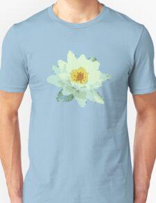 8bit lotus Unisex T-Shirt