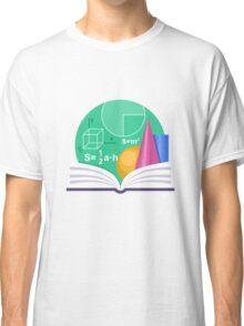 Geometry Emblem Classic T-Shirt