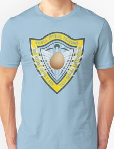 Truth, Justice, Freedom, and a hard boiled egg Unisex T-Shirt