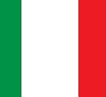 Italian Flag Sticker by Insectoid-ettes
