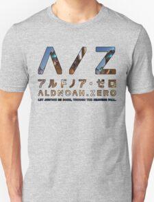 Aldnoah.Zero アルドノア・ゼロ Logo Color T-Shirt
