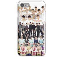 Layered Seventeen  iPhone Case/Skin