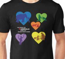 Land Animal Career II Unisex T-Shirt