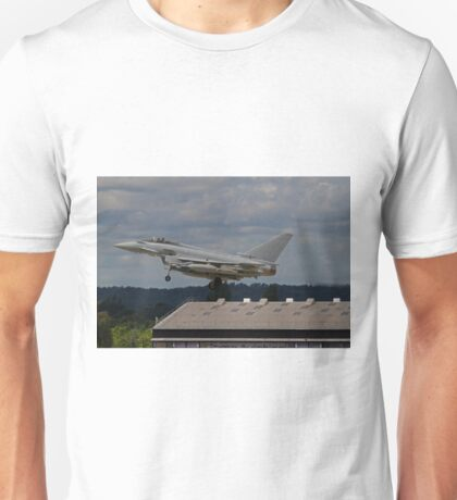 Eurofighter typhoon jet  Unisex T-Shirt