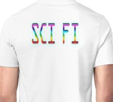 SCI FI, Science Fiction, hard SF, Soft SF Unisex T-Shirt