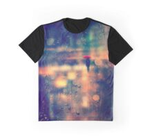 Lights Graphic T-Shirt