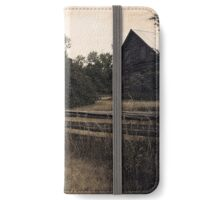 Weathered iPhone Wallet/Case/Skin