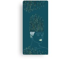 Weeded Out Canvas Print
