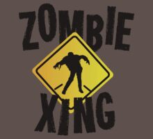 Zombie Crossing Xing Kids Clothes