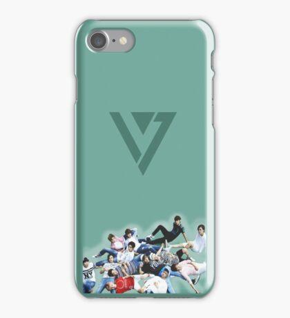 Green Seventeen iPhone Case/Skin