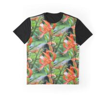 Turk Cap Lilies After Morning Rain Graphic T-Shirt